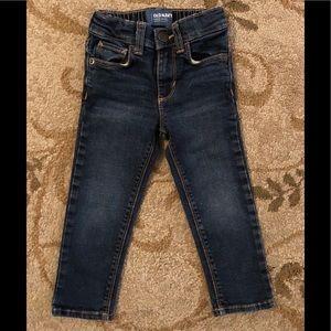 "NWOT Old Navy "" Karate Skinny"" Jeans 2T Unisex"